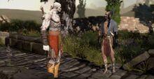 Orkos incita kratos vendetta