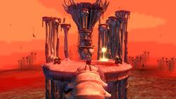El Inframundo en God of War