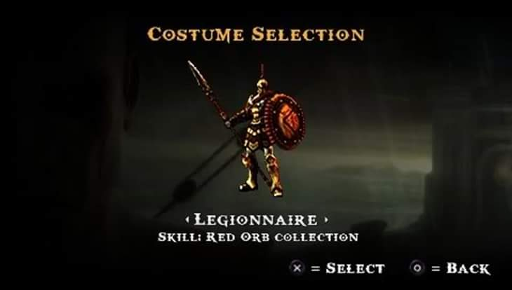 Kratos Legionnaire (Costume) | God of War Wiki | FANDOM