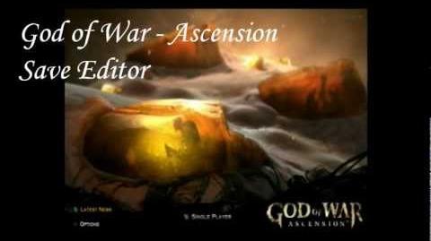 K.G 971/God of War - Ascension Mods
