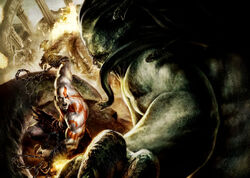 Euríale vs Kratos 2