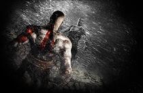 Kratos y Fantasma de Kratos