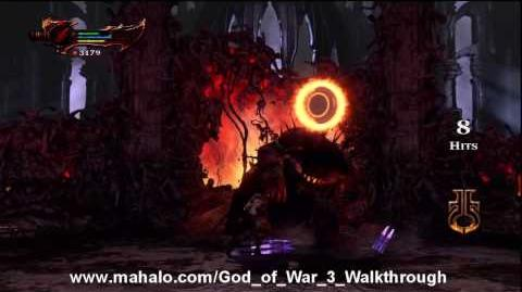 God of War III Walkthrough - Hades Boss Fight HD