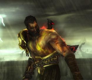 Kratos Brother Deimos Image - Deimos....