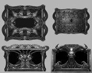 Diferentes lados de la Caja Pandora