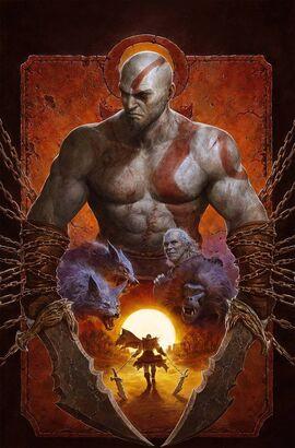God of War Fallen God