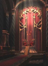 Sala del Trono de Kratos 2