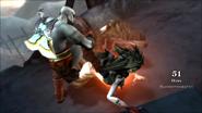 God of War Ghost of Sparta Erinys Boss Fight PS3 (1080p 60fps) 2-33 screenshot