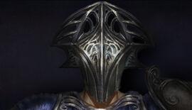 Casco de la Armadura de Morfeo