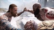 God of War O Estranho