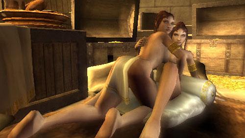 Naked sex gods