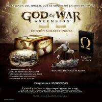 God of War Ascension Collectors Edition