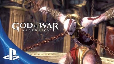 God of War Ascension Launch Trailer