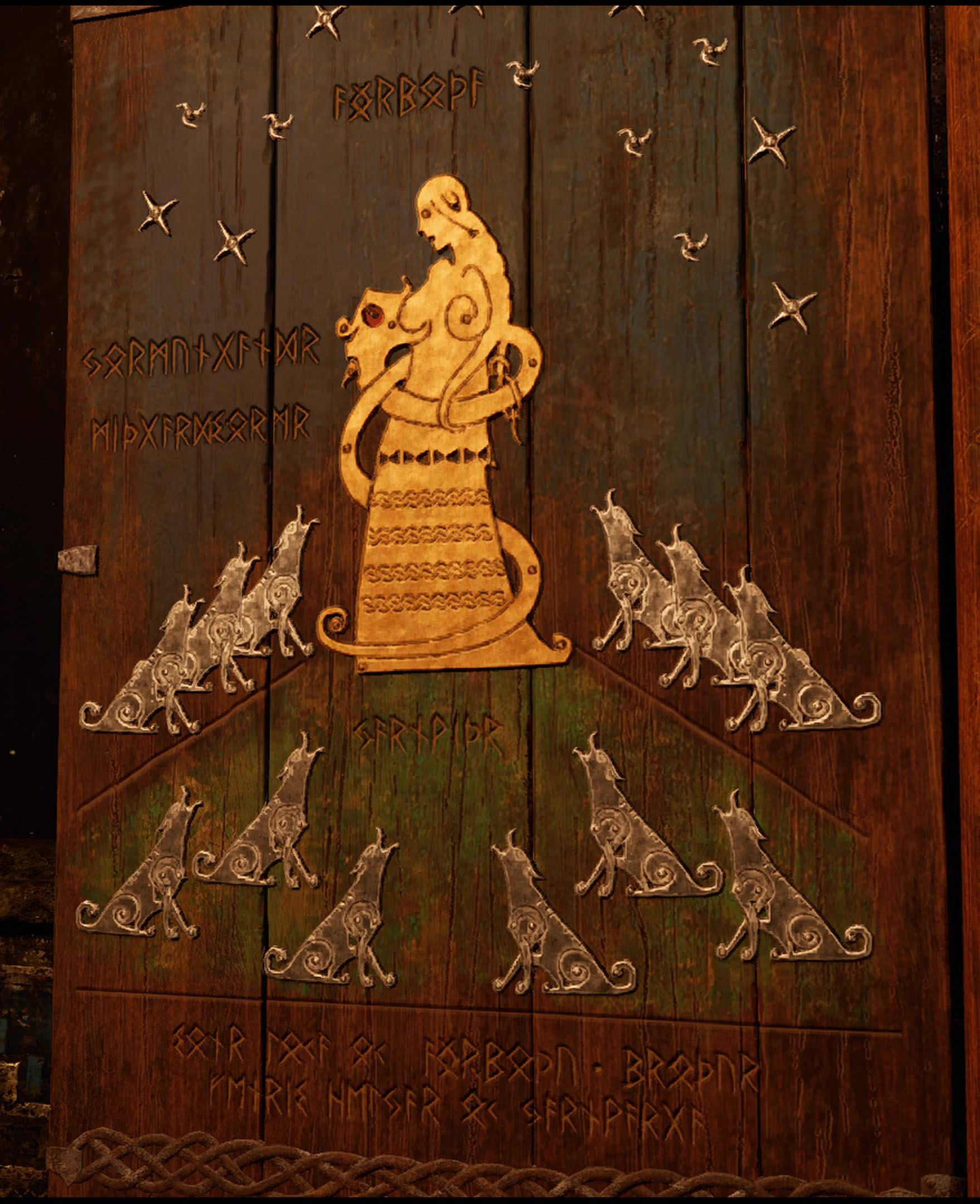 J tnar shrines god of war wiki fandom powered by wikia - God of war jormungandr ...