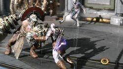 Kratos contra Heracles