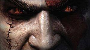 Kratos Augen