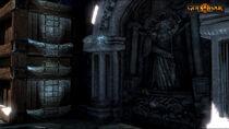 Puerta de la Tumba de Ares
