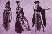 Aphrodite-sketches Izzy