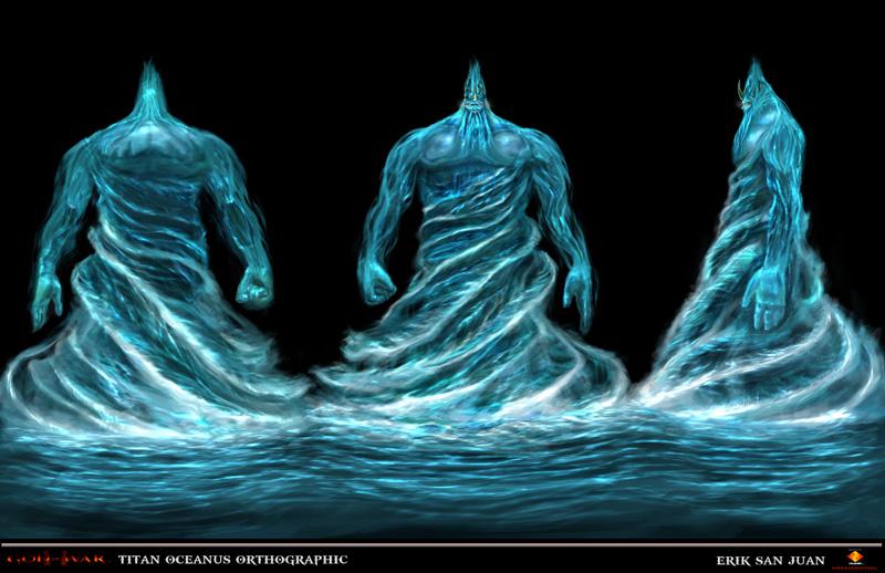 Oceanus | God of War Wiki | FANDOM powered by Wikia
