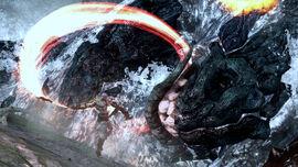 Kratos contra el Hipocampo