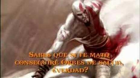 God Of War secreto 2 - kRaToSWorLD