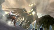 God of War Ghost of Sparta Erinys Boss Fight PS3 (1080p 60fps) 3-40 screenshot