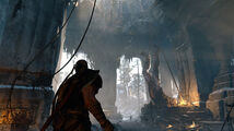 Kratos en localización nórdica
