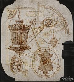 Progetto lanterna delo archimede
