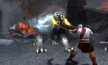 Kratos bestia morfeo 2