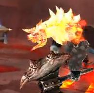 Minotauro de Hades (God of War)