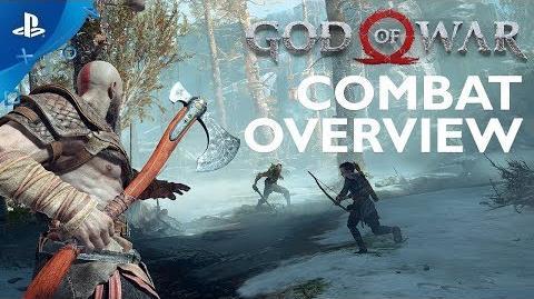 God of War - Nuevo sistema de combate