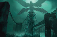 Concept art of Helheim Watcher