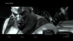 Modo foto - God of War III Remasterizado 1