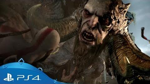 God of War Bestiary Trolls PS4