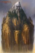 Montaña de zeus
