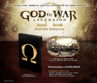 God of War Ascension Special Edition