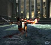 Perseo contro kratos 2