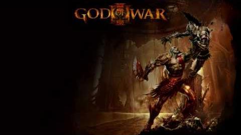 God of War III OST Rage Of Sparta