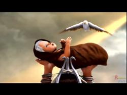 Zeus bebe GOW2