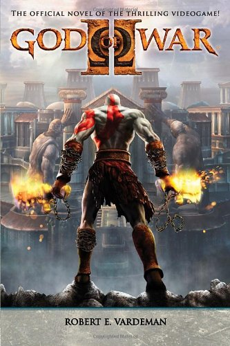 God Of War 2 Novel God Of War Wiki Fandom Powered By Wikia