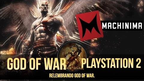 Relembrando Gof of War (PS2) Emulador Epsx2.