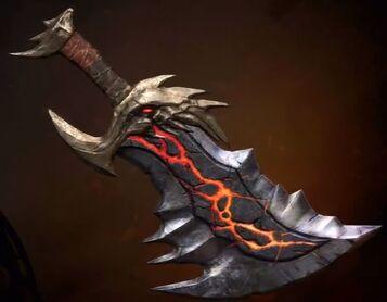 Blades of Chaos LV5 (MAX)