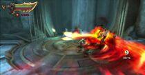 Kratos vs Gorgona Común