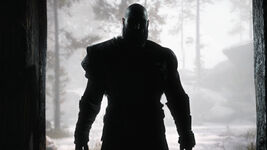 God of War - Screenshot - Kratos Eingang