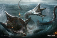Alecto in Charybdis concept art