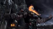 Ares con la caja en su poder