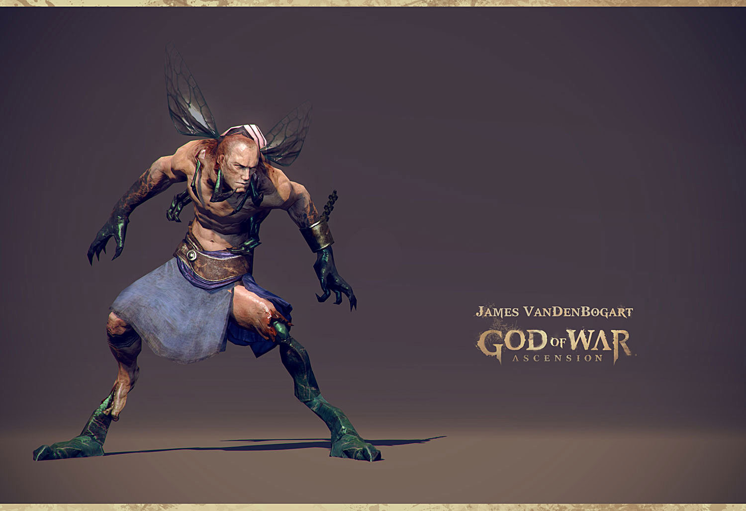Megaeras minions god of war wiki fandom powered by wikia colored 3d model voltagebd Images
