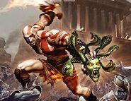 Kratos god of war 1 (2)