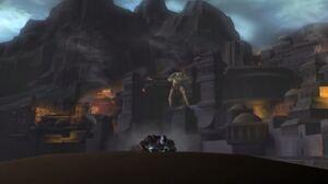 Kratos en la Ciudad de Rodas