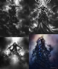 Forma astral arte